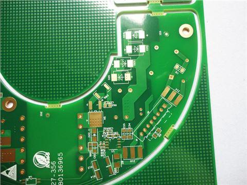 安防球机板|球机pcb|深联电路-专业生产pcb