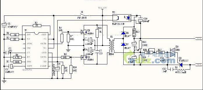 pcb设计之高频电路板布线注意事项