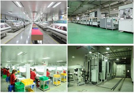 深圳线路板厂家:假如电路板也有朋友圈…_深圳市深联