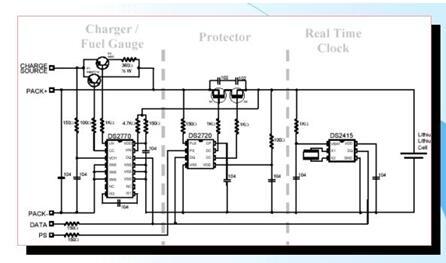 首页 行业资讯 电池电路板之手机电池的保护电路详细介绍  ntc电阻的