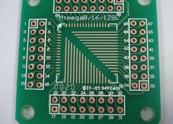 pcb线路板的组成及部分主要功能