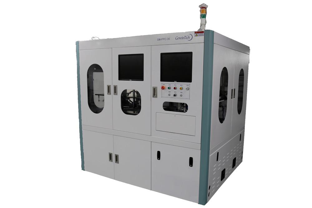 深联电路四线自动测试机
