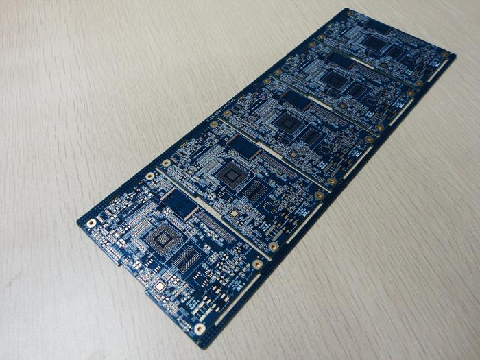 安防网络一体机板