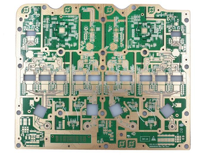 通讯陶瓷板|通讯陶瓷板|深联电路-专业生产pcb