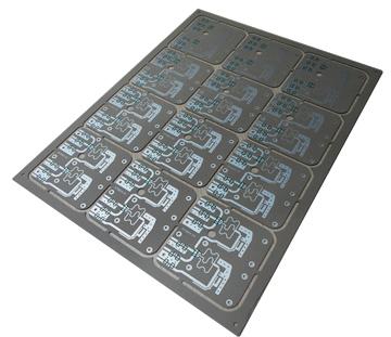 通讯滤波器板