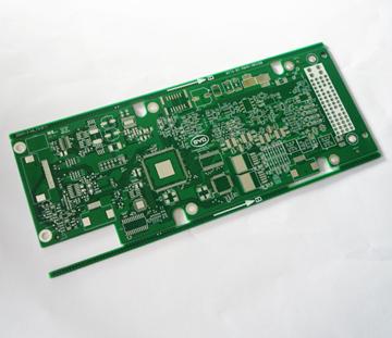 汽车信号采集控制PCB
